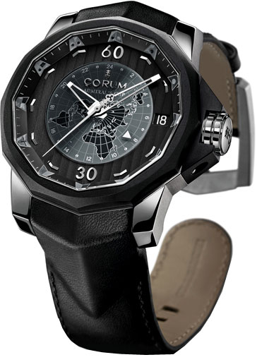 Corum Admiral`s Cup Challenger Night 48 Limited Edition 200