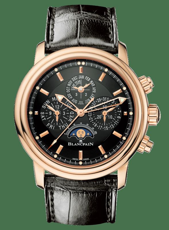 Blanpain Leman Flyback Chrono Perpetual Calendar