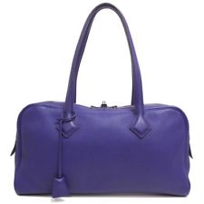 Hermes  Victoria 43 Taurillon Violet