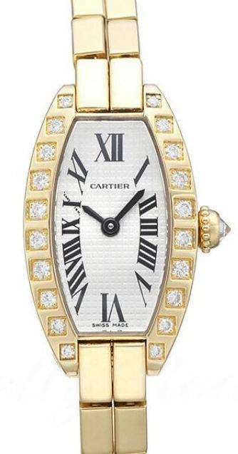 Cartier Laniere Mini Tonneau