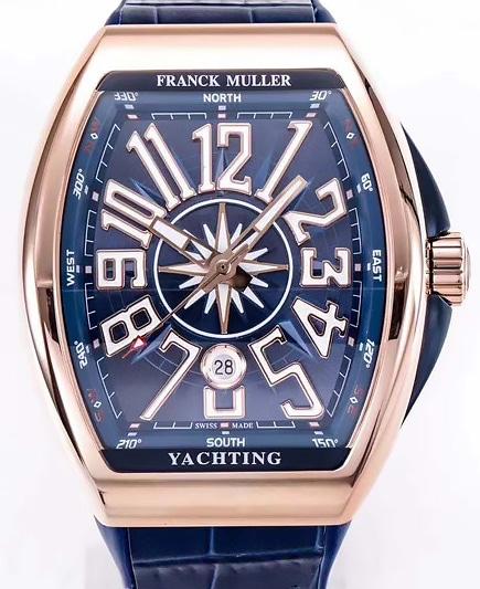 Franck Muller Vanguard Yachting