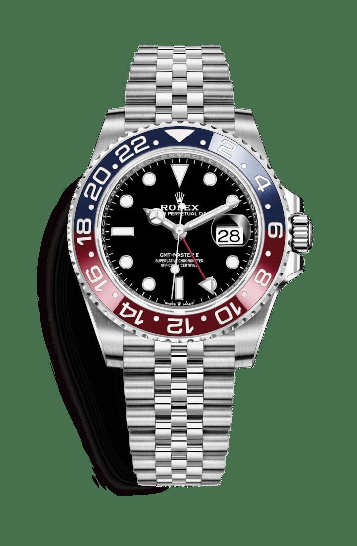 GMT-Master II 126710BLRO
