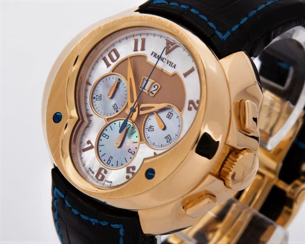 Часы Franc Vila: время – бесконечно, но продать их можно сейчас