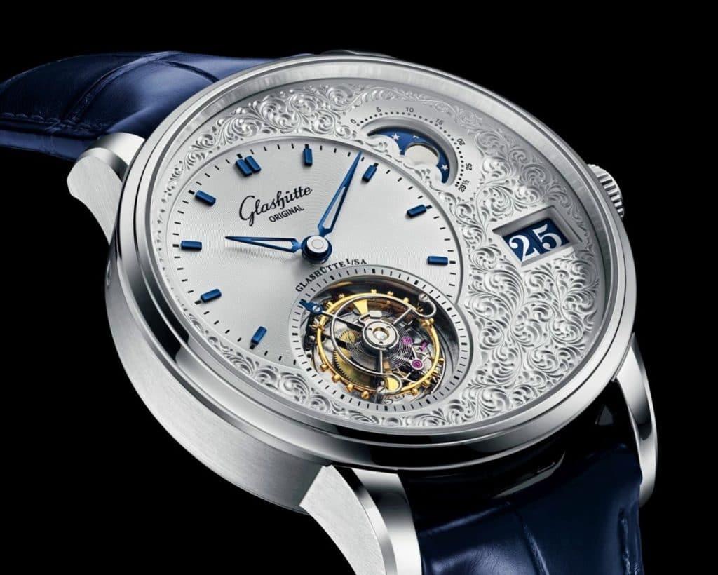Часы Glashutte Original: продать, учитывая преимущества