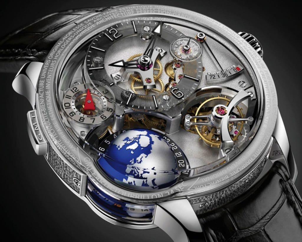 Часы Greubel Forsey: дорого продать – не проблема