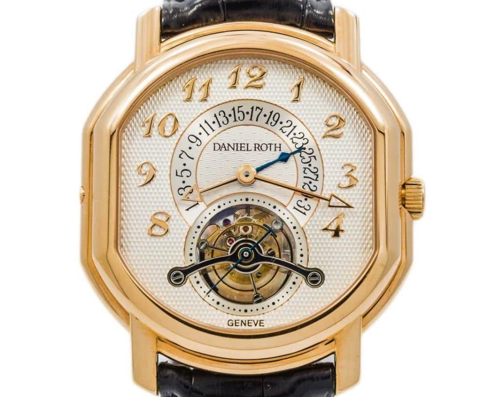 Часы Daniel Roth: продать оригинал по цене эксклюзивного товара