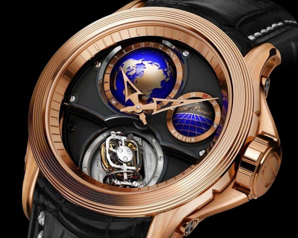 Часы Cecil Purnell: продать брендовую продукцию с уникальной историей