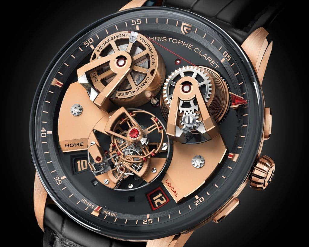 Часы Christophe Claret: как продать то, что стоит дороже денег