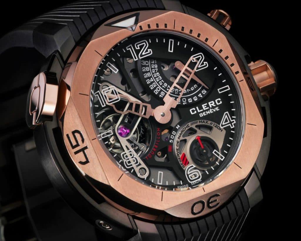 Часы Clerc: о том, где их выгодно продать