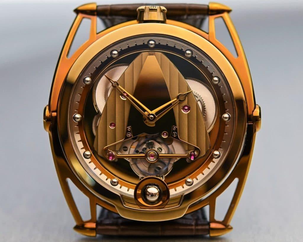Часы De Bethune: легко ли их продать?