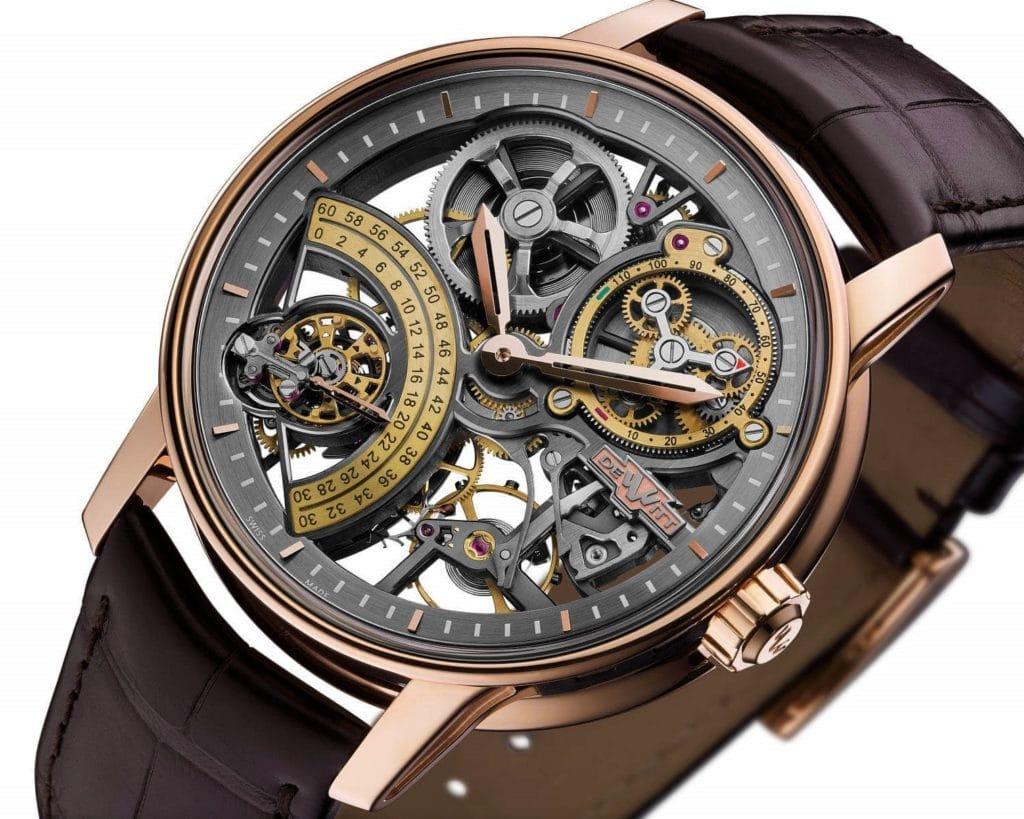 Часы DeWitt: как правильно оценить, продать и подготовить к продаже