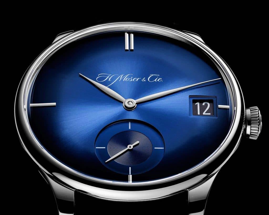 Часы H. Moser & Cie: куда обратиться, чтобы их продать?