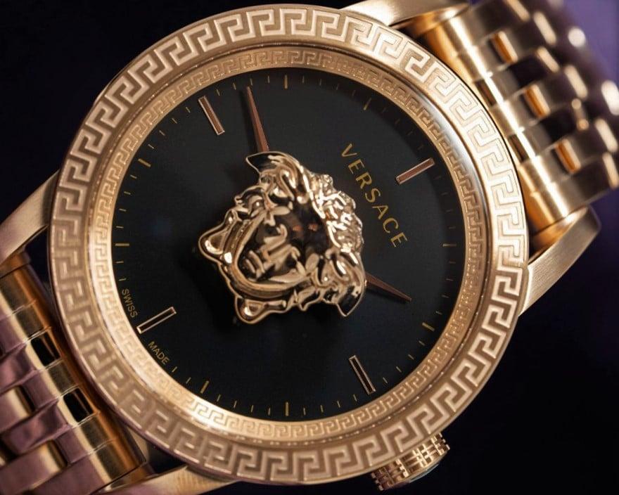 Часы Versace: продать аксессуар от легендарного дома мод