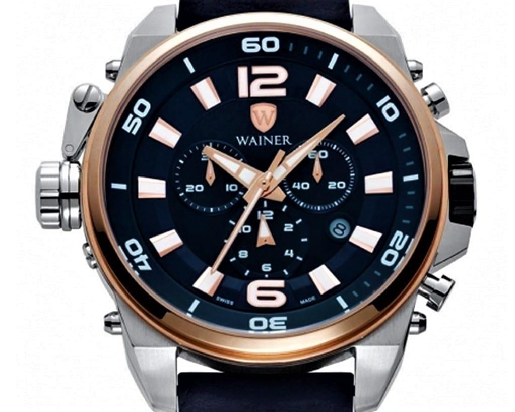 Часы Wainer: продать швейцарскую продукцию