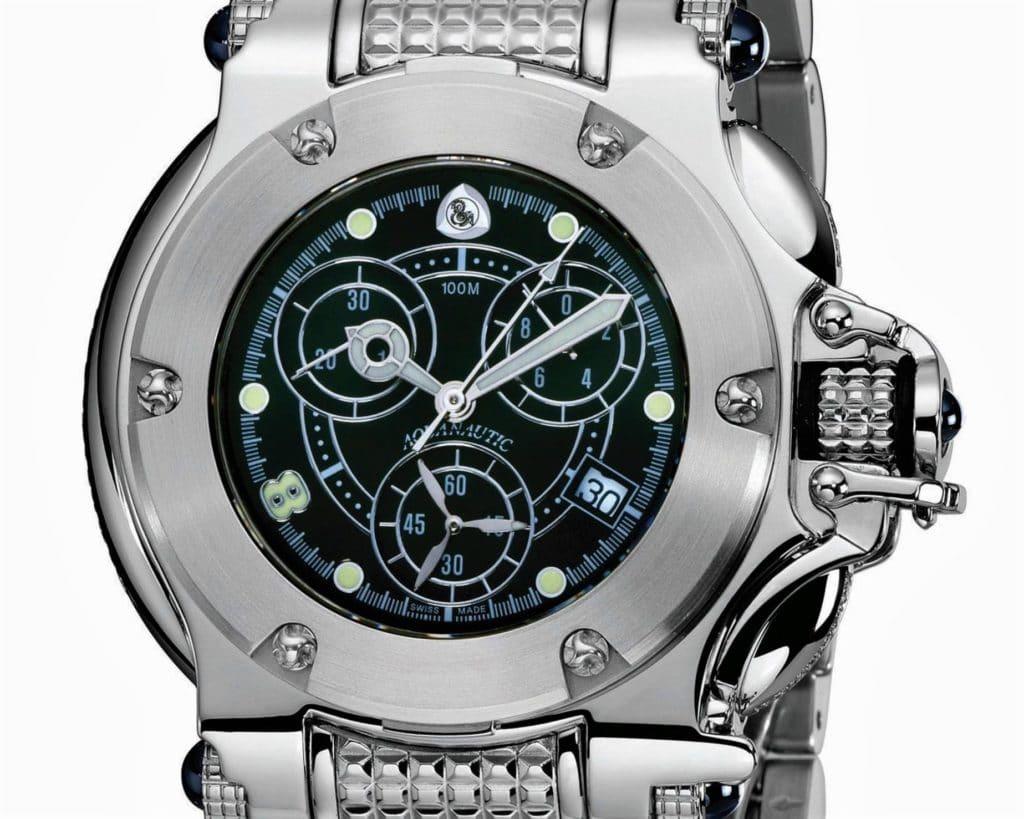 Часы Aquanautic: продать аксессуар, «вдохновленный водной стихией»