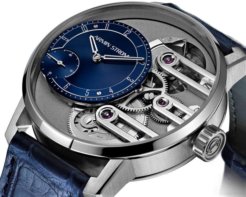Часы Armin Strom: купить или продать через комиссионное учреждение