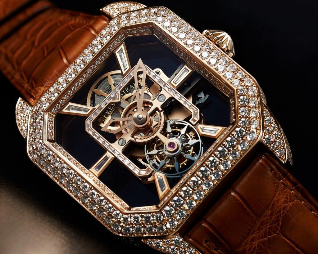 Часы Backes & Strauss: где выгоднее продать