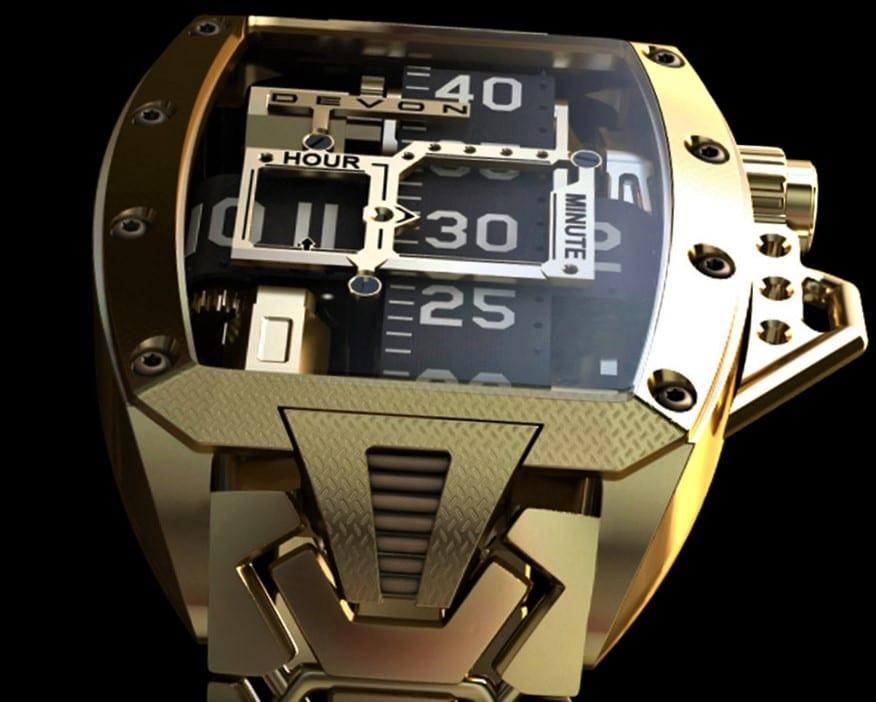 Часы Devon Works: как продать и не прогадать