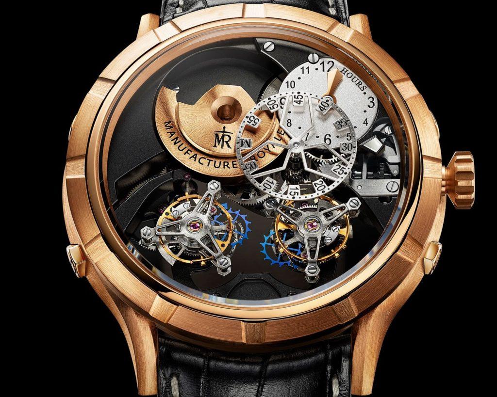 Часы Manufacture Royale: продать хронометр с секретным шифром