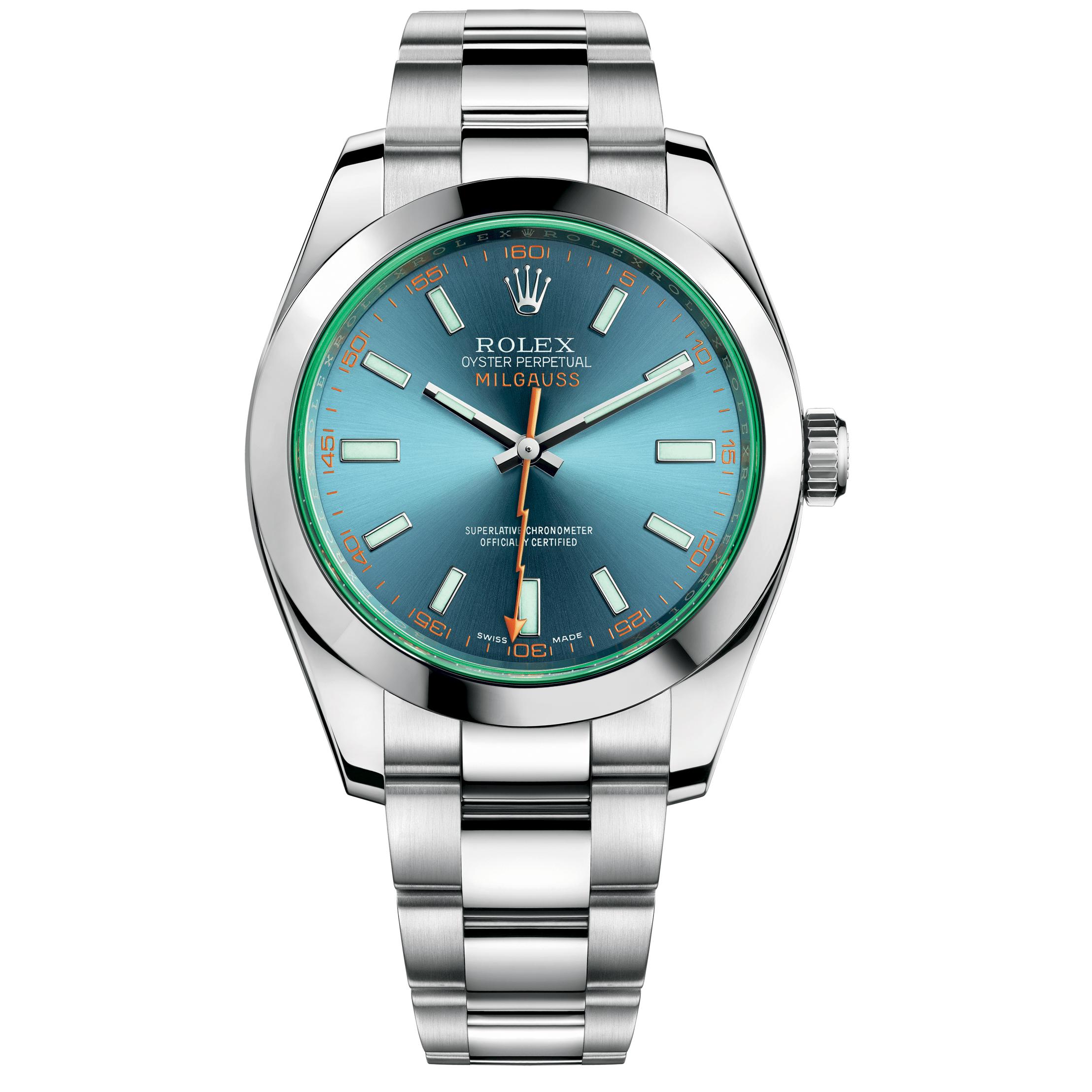 Rolex 116400 Milgauss GV-0002