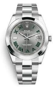 Rolex 126300 Datejust 41mm Wimbledon