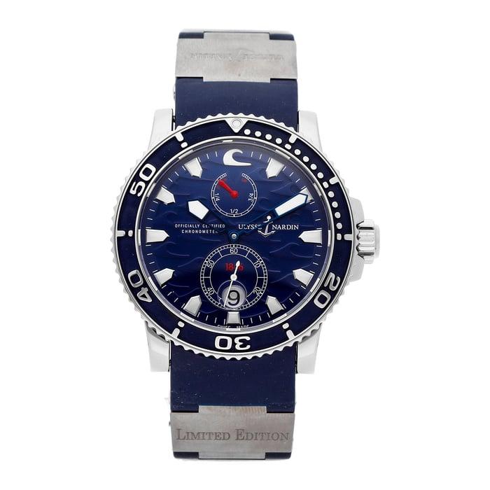 Ulysse Nardin 263-36LE-3 Marine Diver Blue Surf Limited Edition