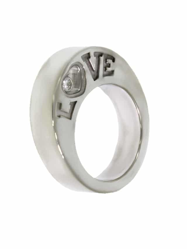 Chopard Happy Diamond Ring Love 82/3524-20