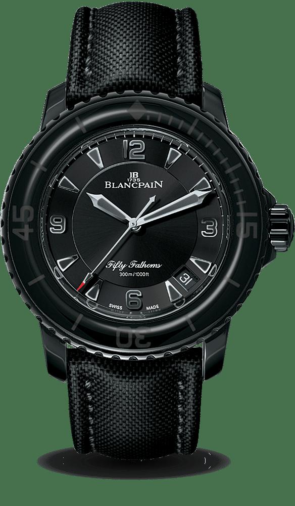 Blancpain 5015-11C30-52 Fifty Fathoms 45 mm