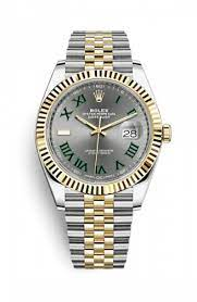 Rolex 126333-0020 Datejust Wimbledon 41 mm