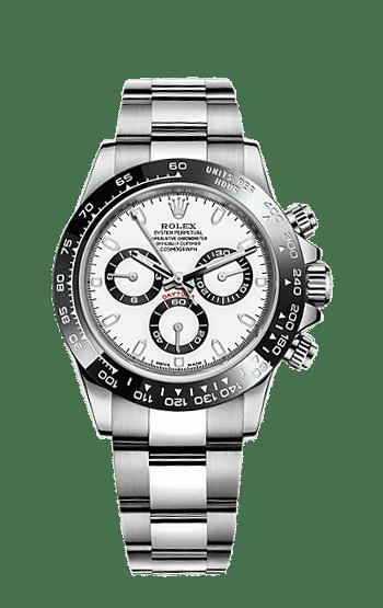 Rolex 116500LN Daytona White Dial