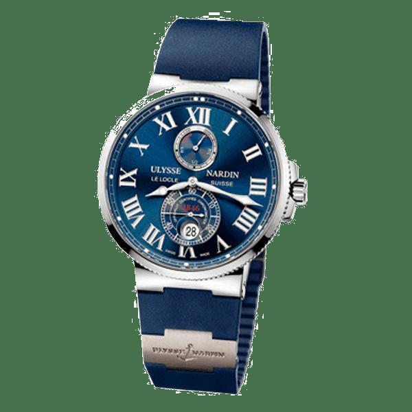 Ulysse Nardin 263-67-3/43 Maxi Marine Chronometer 43 mm