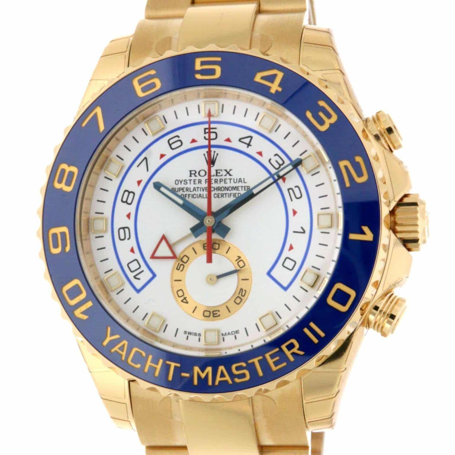 Rolex 116688-0002 Yacht-Master II OYSTER PERPETUAL 44 mm