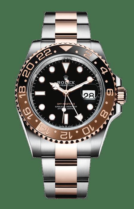 Rolex 126711CHNR GMT-Master II 40 mm