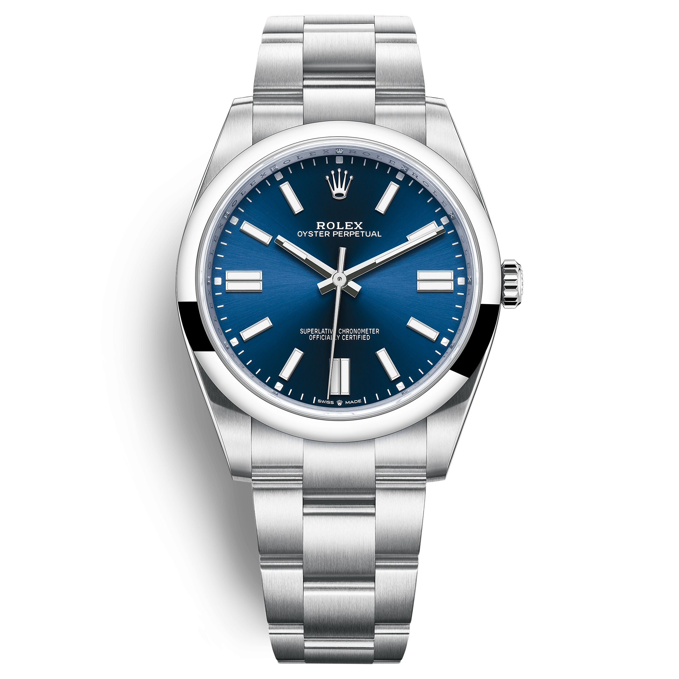 Rolex 124300-0003 Oyster Perpetual 41mm