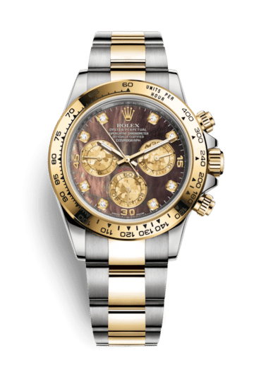 Rolex 116503-0009 Cosmograph Daytona Perla Dial