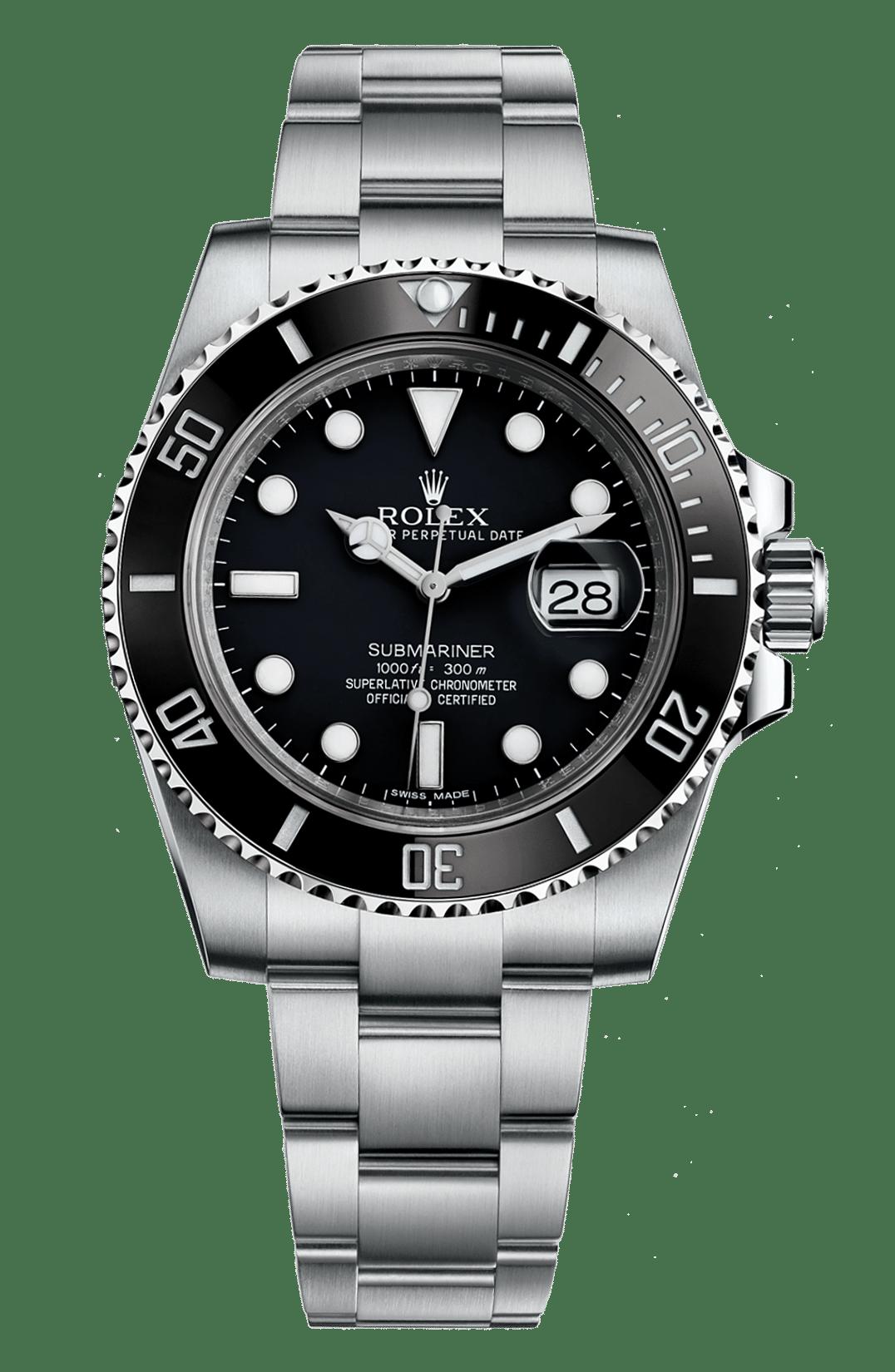 Rolex 116610LN Submariner 40 mm
