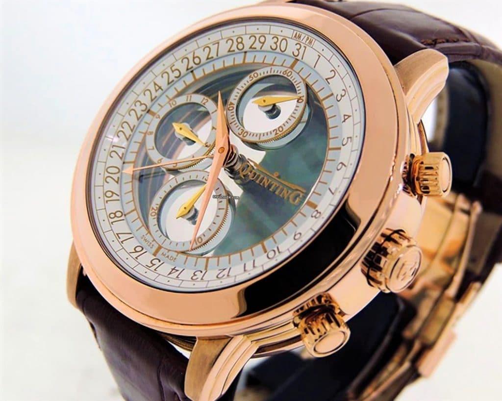 Часы Quinting: как их продать и за то они ценятся