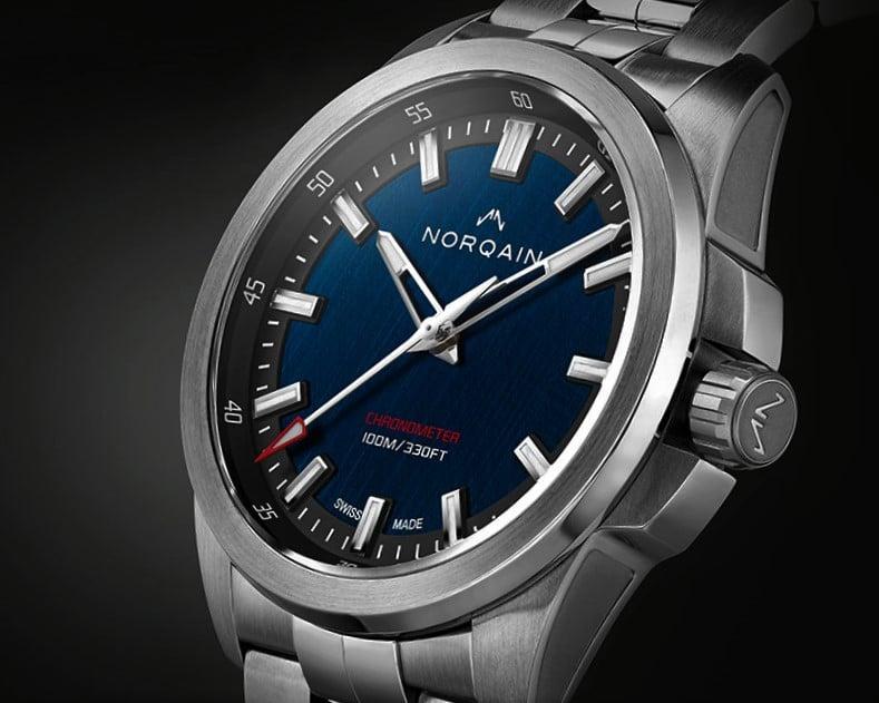 Часы NORQAIN: где и за сколько их можно продать?