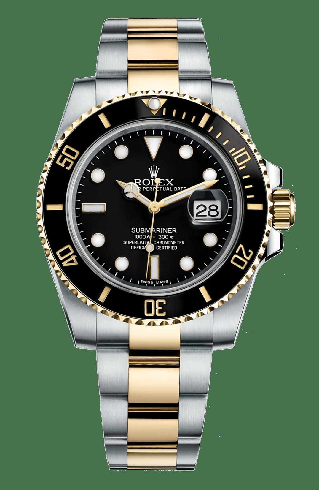 Rolex 116613ln-0001 Submariner Date 40 mm